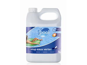 05510 stop aguas verdes 5l anti algas tratamentos for Liner piscine transparent