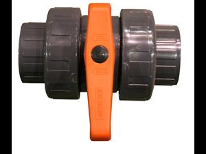 V lvula 50 mm pn10 40543 racorder a material de for Liner piscine transparent