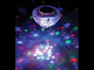 90173 l mpada fantasia solar equipamento el ctrico for Liner piscine transparent