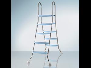 Ar11680 scala de acciaio inossidabile 142cm 2x4 gradini for Piscina desmontable 2x4