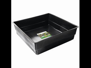 B084 00 rectangular pe moderne water garden 900l pre for Liner piscine transparent