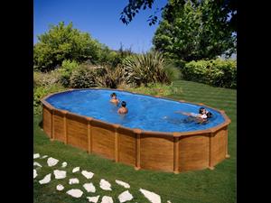 Kitprov7388wo piscina ovale 730x375x132 for Piscinas desmontables rectangulares intex