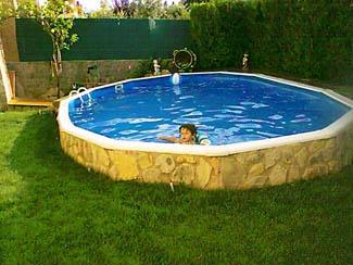 piscinas gre baratas ideas de disenos