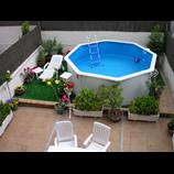 Piscinas en concurso concurso gre piscinas pool for Liner piscine transparent