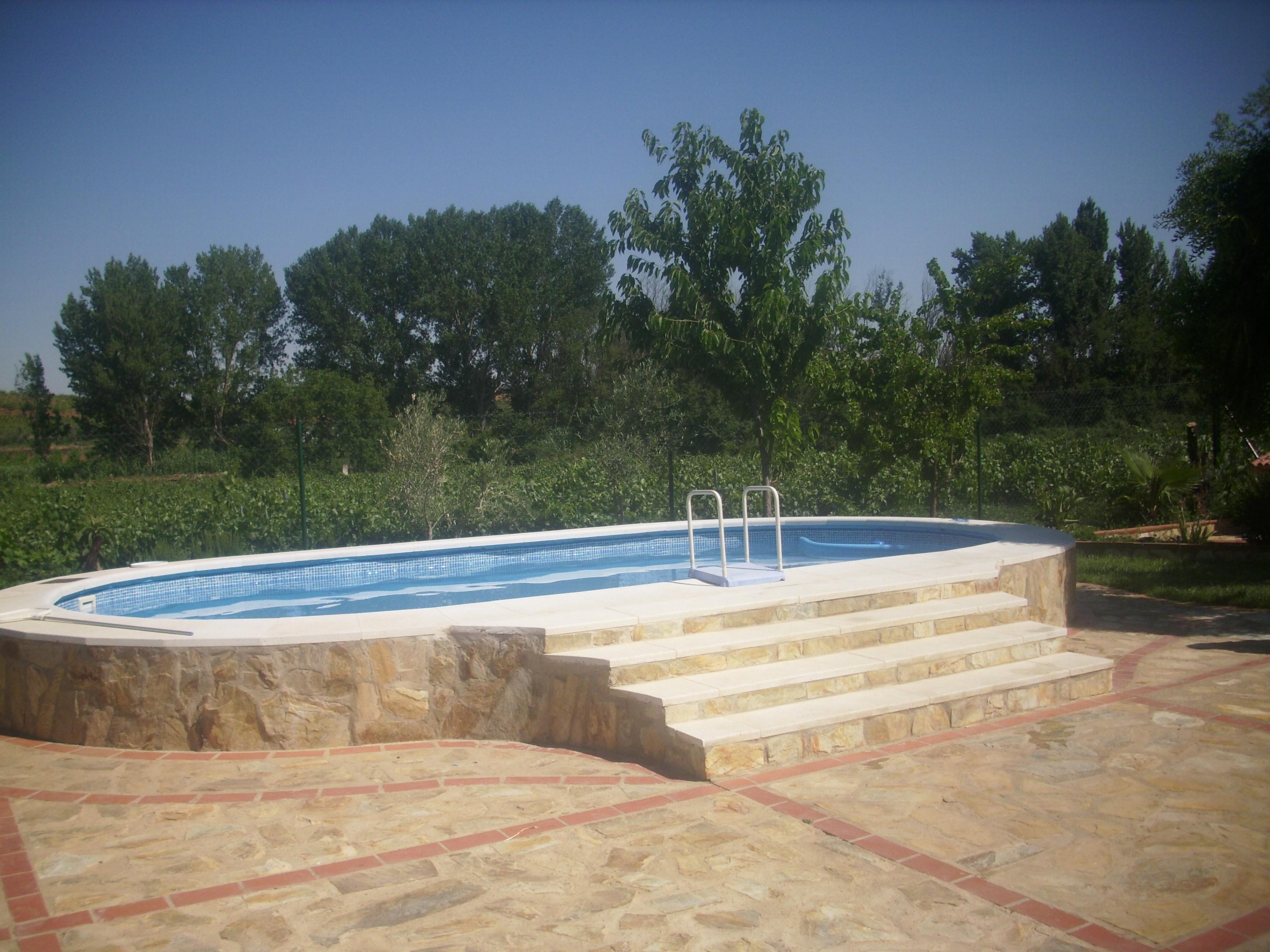 gre piscinas: