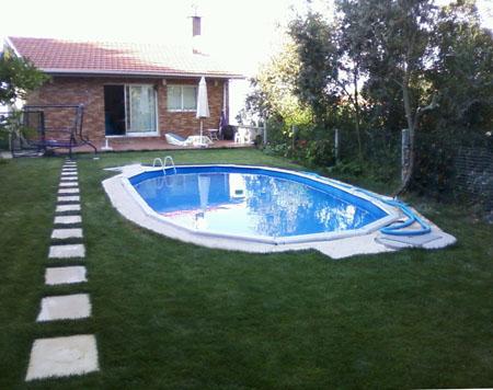 Piscinas en concurso concurso gre piscinas pool piscine schwimmbecken zwembaden - Costo piscina interrata da giardino ...