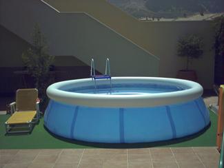 Piscinas en concurso concurso gre piscinas pool for Pool innenfolie 350x90